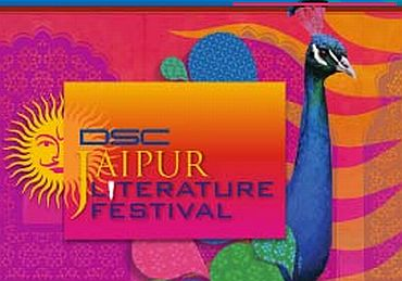 Jaipur Literature Festival 2011 Diary