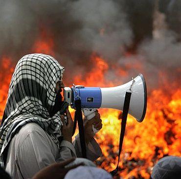 Pakistan's religious extremists thrive on street power