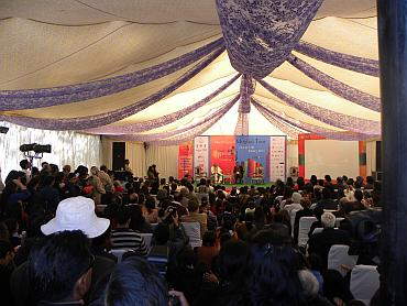 JLF has four events happening simultaneously
