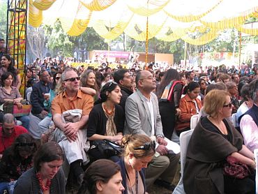Audiences were glued to their seats on Day 3 of the fest