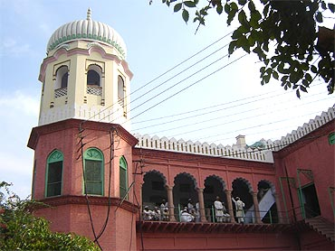 The Dar ul-Uloom madrasa at Deoband