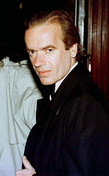 Author Martin Amis