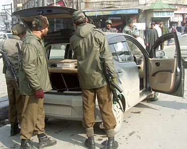7,000 security personnel deployed to stop BJP rally