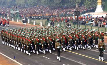 PHOTOS: India's 62nd Republic Day parade