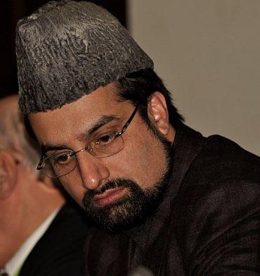 Hurriyat Conference leader Mirwaiz Umar Farooq