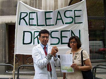 Calls to free Binayak Sen grow overseas