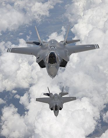 F-35 Lightning II stealth fighter