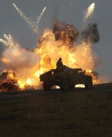 War on Terror cost: $4.12 trillion, 225,000 dead