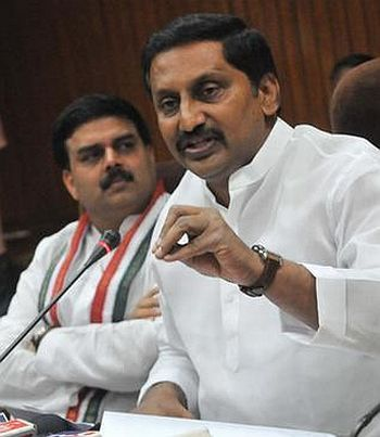 Telangana resignations: 3 options before Centre