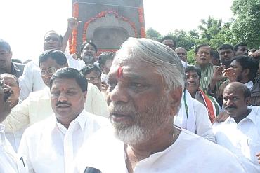 Congress Rajya Sabha member K Keshav Rao