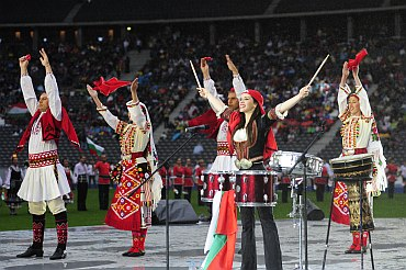 IN PICS: Indian music, yoga and dance enthrall Berlin
