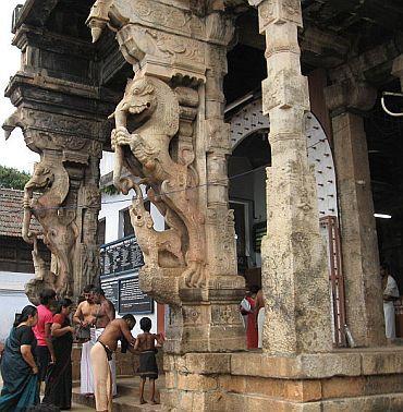 'For God's sake, stop digging up temple treasures'