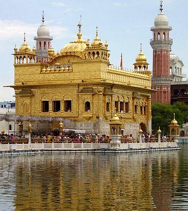 Sri Harmandir Sahib (Golden Temple), Amritsar