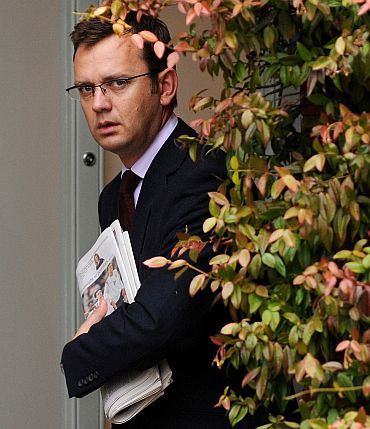 Former NOTW editor Andy Coulson