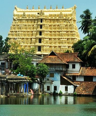 What to do with treasures found in Kerala temple?
