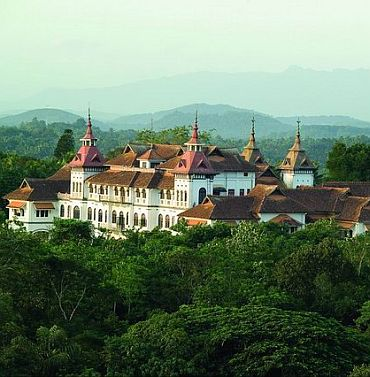 Kowdiar Palace, Trivandrum