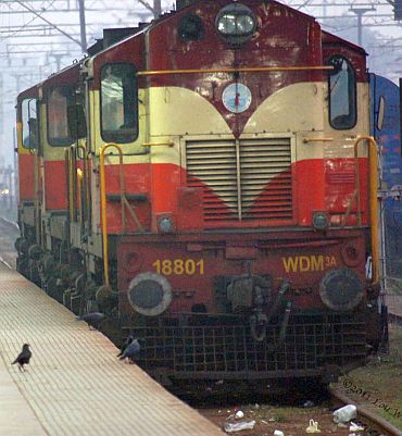 'There is no accountability in the railways'