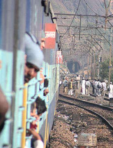 'Railway authorities can do anything and get away with it'