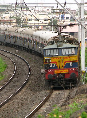 'Railways has always been a pocket for politicians to fill in their people'