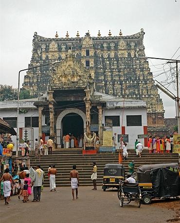 Sree Anatha Padmanabhaswamy in Thiruvananthapuram