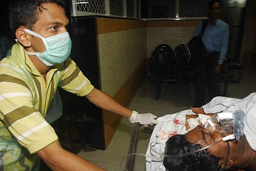 IN PICTURES: Mumbai's 3 deadly bomb blasts