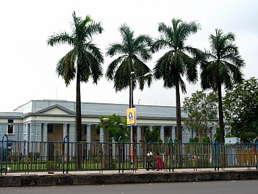 The government mint in Alipur, Kolkata