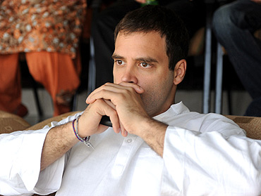 A file photo of Congress leader Rahul Gandhi