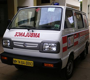 Procuring an NoC, arranging an ambulance took time