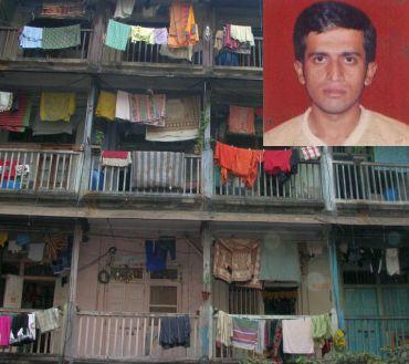 (Inset) Kumar Lalchand Ahuja