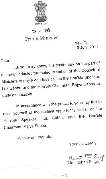 pay courtesy call to ls rs heads pm to ministers