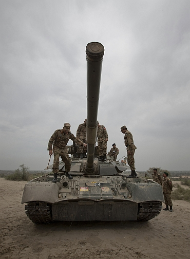 The US had suspended $800 million military aid to Pakistan