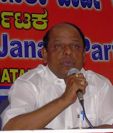 Former Member of Parliament and senior BJP leader Dhananjay Kumar