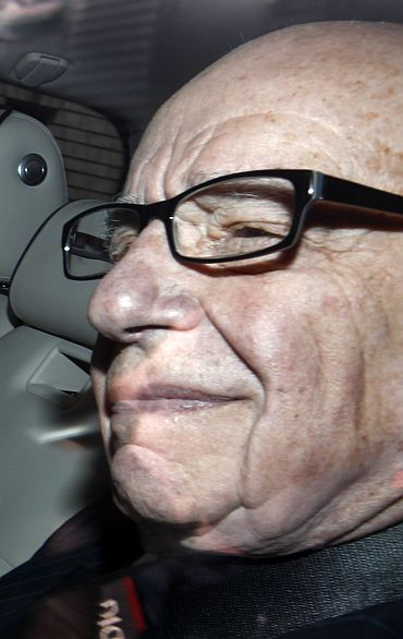 News of the World 'just 1 per cent' of Murdoch's worldwide business