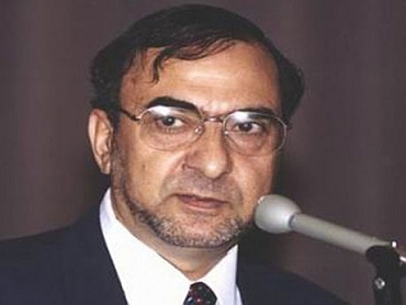 Kashmir American Council's executive director Ghulam Nabi Fai