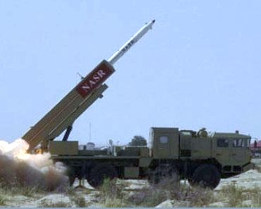 Pakistan's scientists have focused on developing the Hatf-9