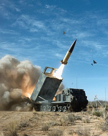 US Army's Advanced Tactical Missile System