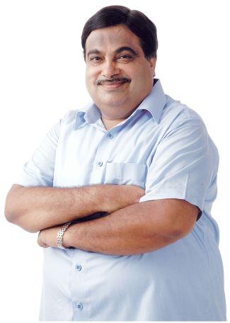 BJP chief Nitin Gadkari