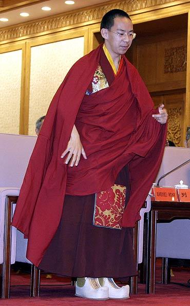 Panchen Lama Gyaltsen Norbu