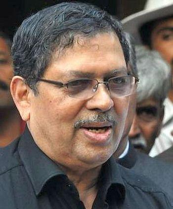 Karnataka Lokayukta Justice N Santosh Hegde