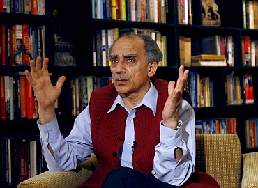 Arun Shourie held the telecom portfolio between January 2003 and May 2004 in the NDA regime
