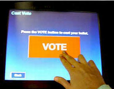 E-voting has taken its first successful step