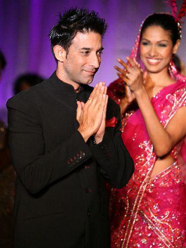 Designer Suneet Varma