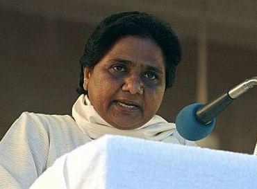 Mayawati: Rs 86 crore