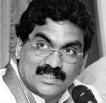 L Rajagopal: Rs 122 crore