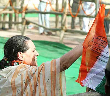 'Twin victories under Sonia no less significant'
