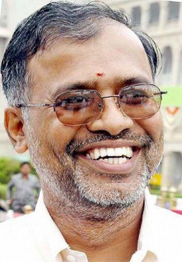 Suresh Kumar: Favourite of RSS; 'not a long term candidate'