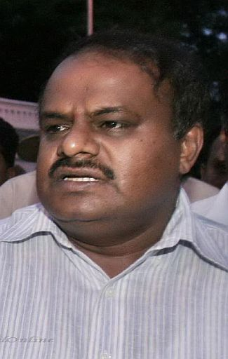 H D Kumaraswamy, former chief minister of Karnataka