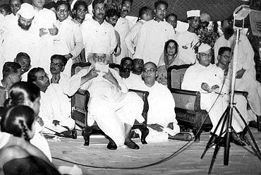 Rabindranath Tagore with Bose