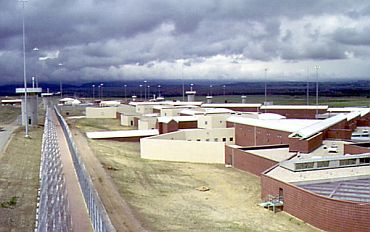 The ADX supermax prison in Colorado, US