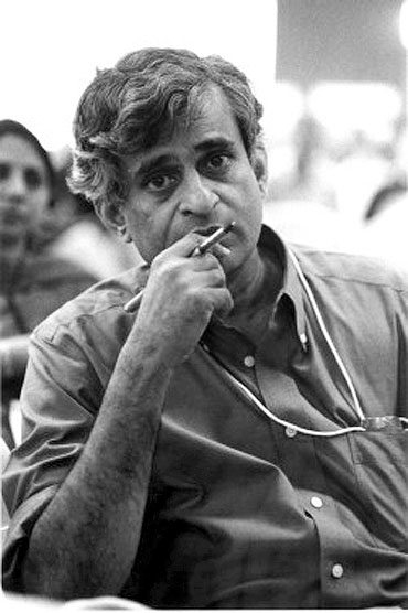 Palagummi Sainath, rural affairs editor of The Hindu